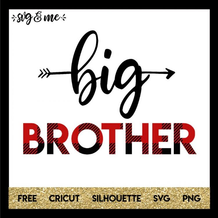 Download Big Brother Lumberjack - SVG & Me