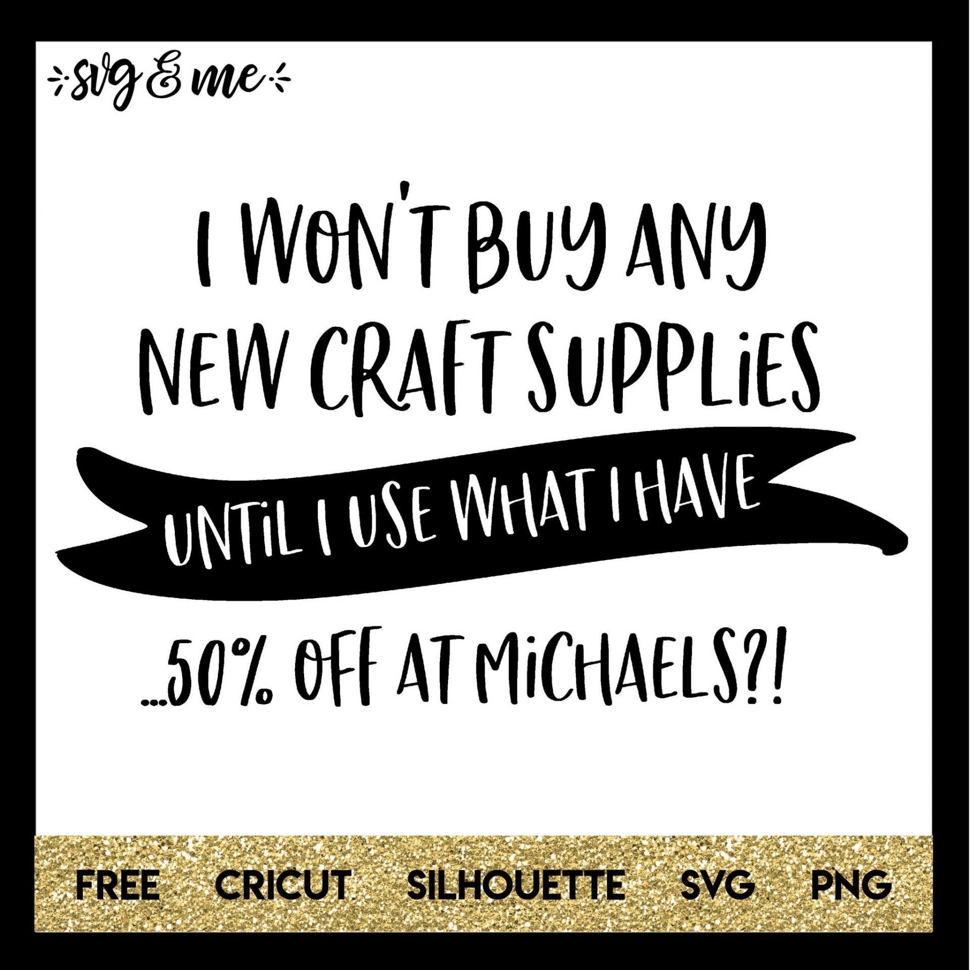 Funny Crafting SVG - SVG & Me