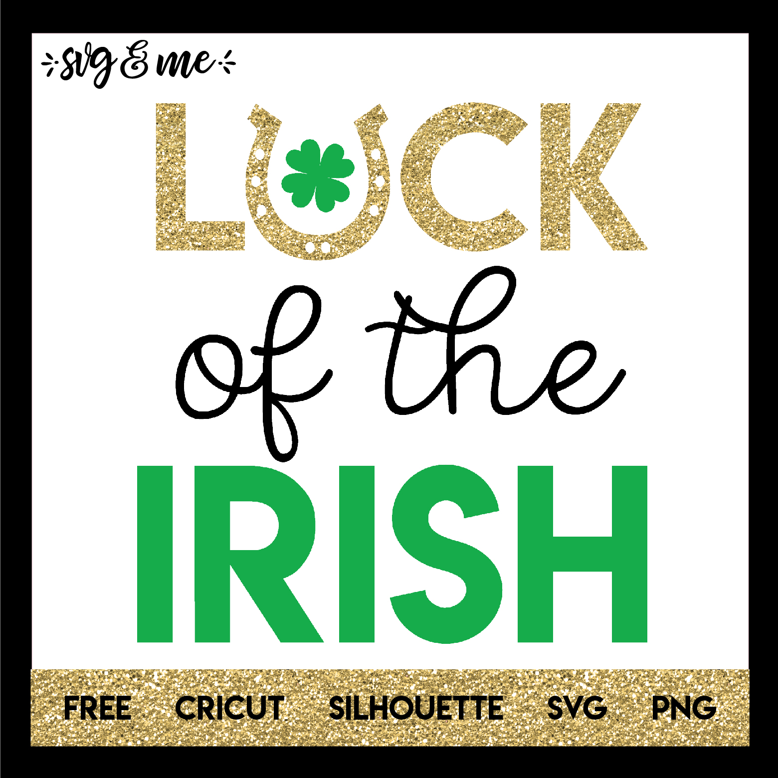 View Irish You Were Cuter, St Patrick's Svg Crafter Files
