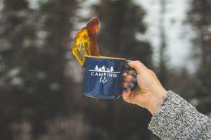 DIY Mug Camping Life