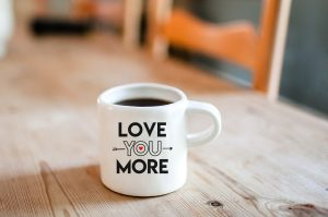 Love You More DIY Mug