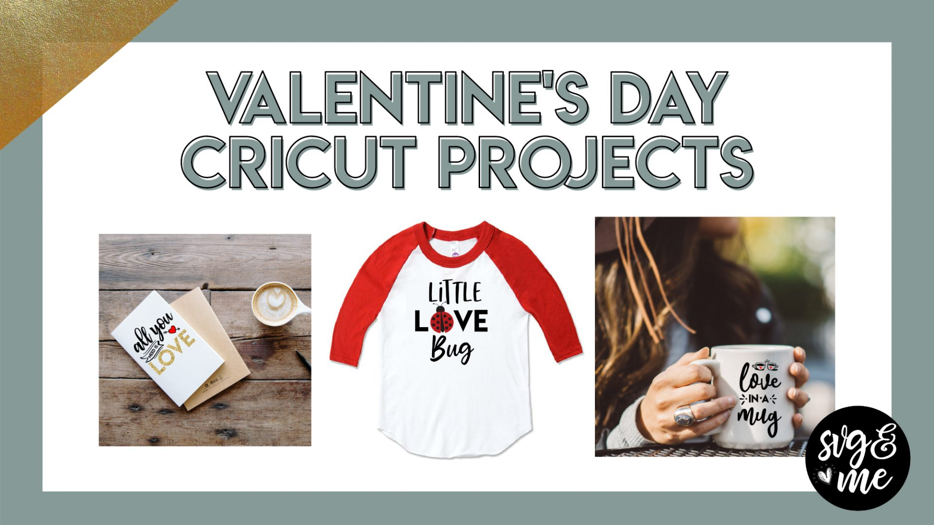 11 Diy Valentine S Day Cricut Projects To Decorate On A Budget Svg Me