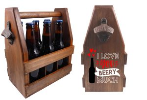 Free SVG Beer Mockup