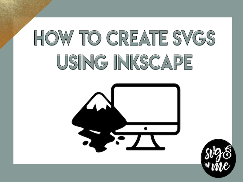 Cricut Hacks: Create Your Own SVGs Using Inkscape