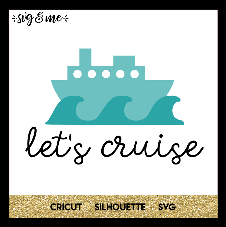 b3382ff4b This free svg is perfect to make something for your cruise vacation this  summer! Any one else already daydreaming of where they want to go?