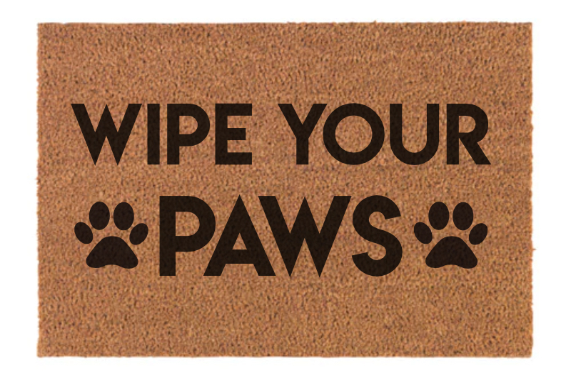 DIY Ikea Doormat: Cricut Projects Every Dog Lover Will Want