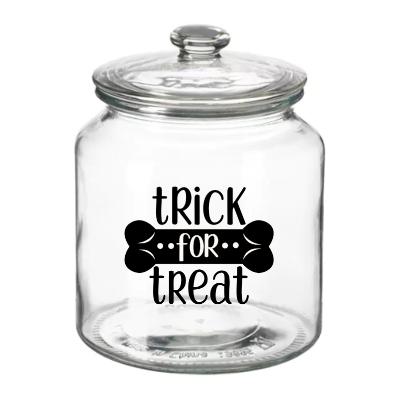 DIY Dog Treat Jar: Cricut Projects Every Dog Lover Will Want